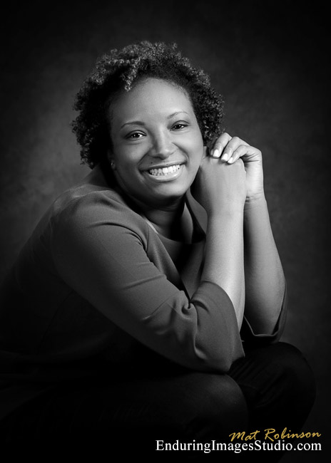 Cancer survivor portraits - photography studio