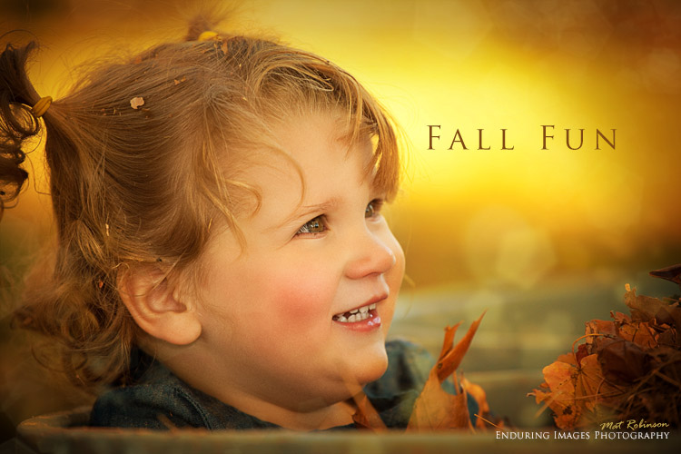 Fall portraits - morris County, NJ