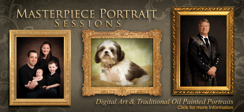 Masterpiece oil painted portraits and digital painted portraits, Denville, NJ